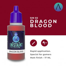 [SC75] INSTANT COLOUR Dragon Blood - Scale 75