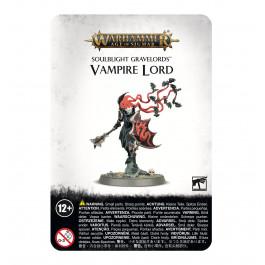 [WAR] Soulblight Gravelords: Vampire Lord
