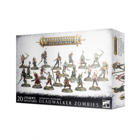 [WAR] Soulblight Gravelords: Deadwalker Zombies