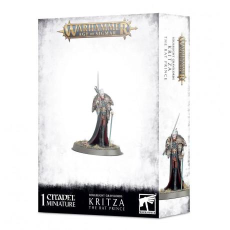 [WAR] Soulblight Gravelords: Kritza, El Principe Rata