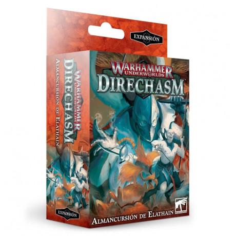[WAR] Warhammer Underworlds: Direchasm – Saqueaalmas de Elathain