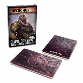 [WAR] Necromunda: Slave Ogryn Tactics Cards (Inglés)