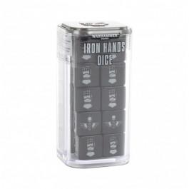 [WAR] Iron Hands Dice Set