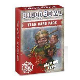 [WAR] Blood Bowl: Halfling Team Card Pack (English)