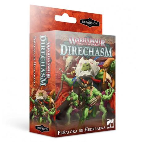 [WAR] Warhammer Underworlds: Direchasm – Peñaloka de Hedkrakka