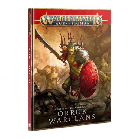 [WAR] BATTLETOME: ORRUK WARCLANS (ESP)
