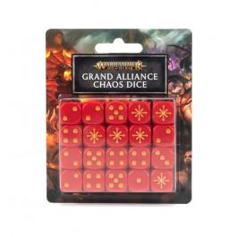 [WAR] AOS GRAND ALLIANCE CHAOS DICE SET