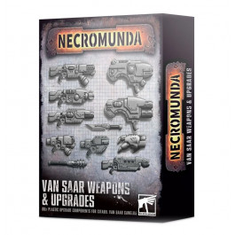 [WAR] Mejoras y armas Van Saar