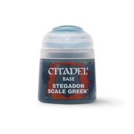 STEGADON SCALE GREEN           Paint - Base