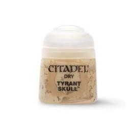 TYRANT SKULL                   Paint - Dry